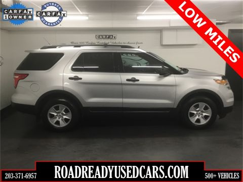 2013 Ford Explorer XLT AWD SUVs