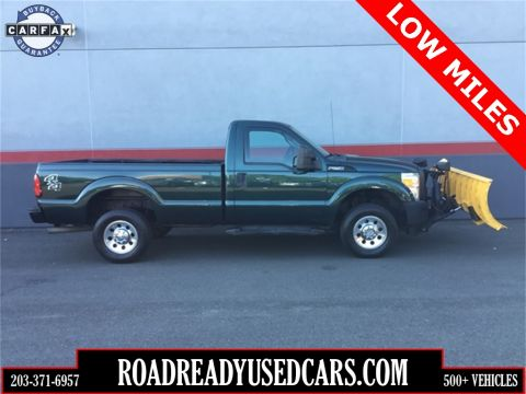 2011 Ford F-250SD XLT